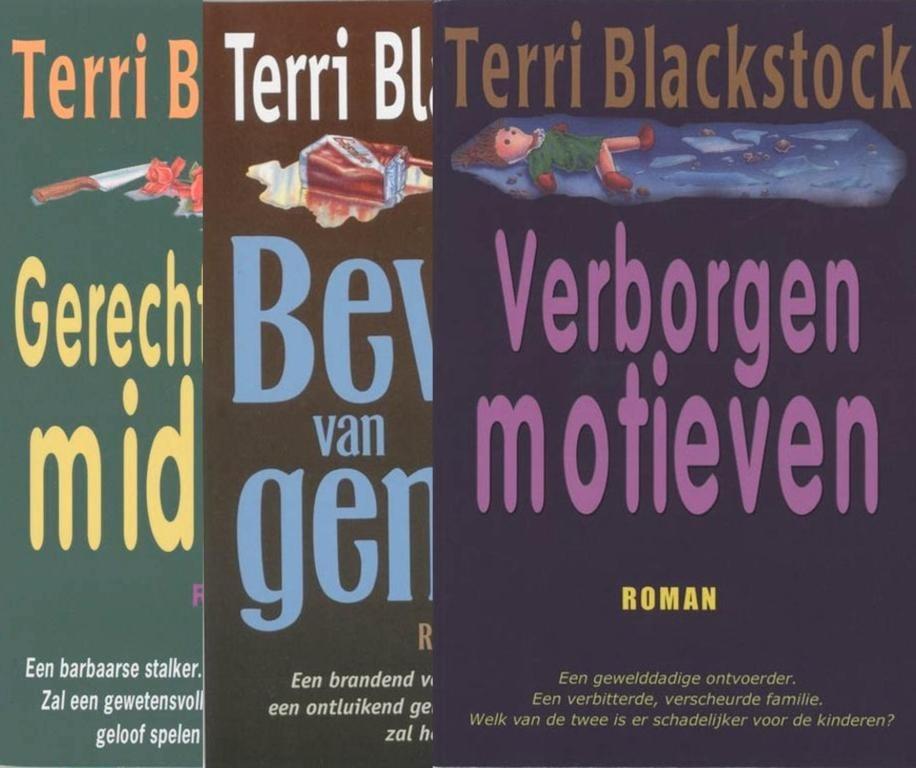 Blackstock Terri Bewijs Van Genade Gerechtvaardigde Middelen Verborgen Motieven